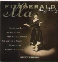 Jazz Lady [Audioregistrazione]