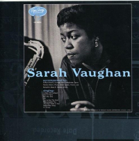 Sarah Vaughan [Audioregistrazione]