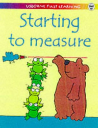 Starting to measure