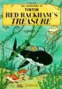 Red Rackam's treasure / Hergé