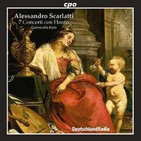 7 concerti per flauto, violini, viola e basso [Audioregistrazione]