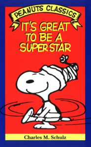 It's great to be a super star