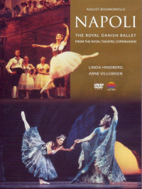 Napoli / choreography by August Bournonville ; The Royal danish ballet from The Royal theatre, Copenhagen