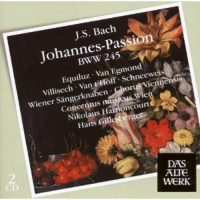 Johannes-Passion BWW 245 [Audioregistrazione]