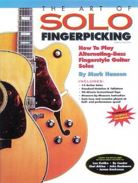 The art of solo fingerpicking [musica a stampa]