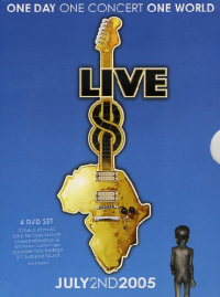 Live 8 [DVD] : one day, one concert, one world : july 2nd 2005. 3