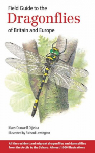 Field guide to the dragonflies of Britain and Europe including western Turkey  and north-western Africa