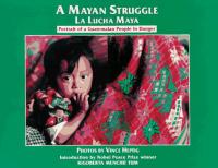 A mayan struggle