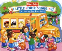 My little people school bus
