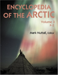 Encyclopedia of the Artic / Mark Nuttall editor. 3: O-Z Index