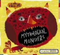 Mythological monsters of ancient Greece : watch out of their huge teeth, beware their many heads, count their eyes, imagine their powers... if you dare!