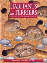 Habitants des terriers