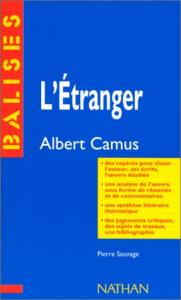 L'étranger, Camus