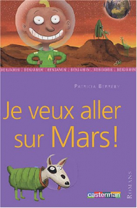 Je veux aller sur Mars!