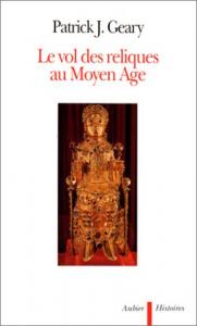 Le vol des reliques au Moyen Age