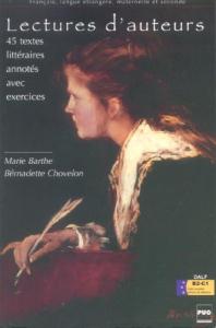 Lectures d'auteurs