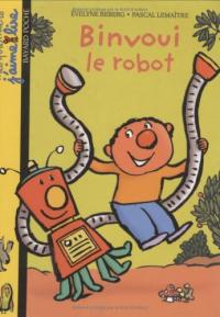 Binvoui le robot