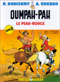 Oumpah-Pah et la mission secrète