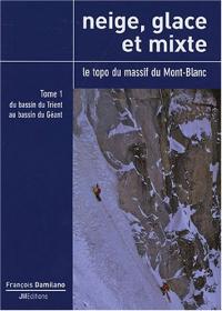 1: du bassin du Trient au bassin du Géant