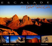 Escalade en Sahara