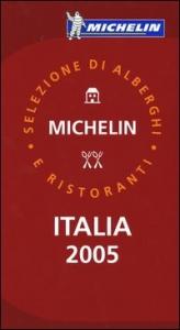 Michelin Italia 2005