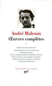 Oeuvres complètes / André Malraux. 3