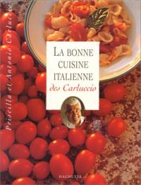 La bonne cuisine italienne des Carluccio
