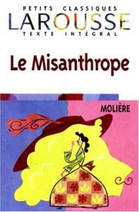 Le misanthrope/ Molière ; edition présentée, annotée et commentée par Marie Cartier, Aude Deruelle