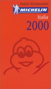 Michelin Italia 2000