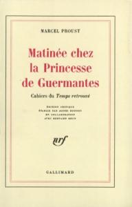 Matinée chez la princesse de Guermantes