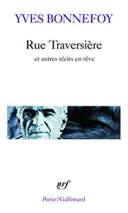 Rue Traversière et autres récits en rêves