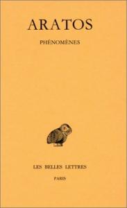 Phénomènes / Aratos ; texte établi, traduit et commenté par Jean Martin. 1