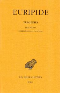 8.2: Fragments: Bellérophon-Protésilas
