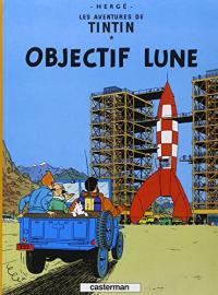 Objectif lune / Hergé