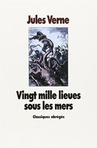 Vingt mille lieues sous les mers / Jules Verne ; illustrations de Edouard Riou