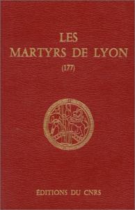 Les martyrs de Lyon (177)