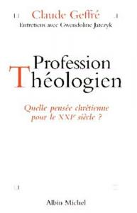 Profession theologien