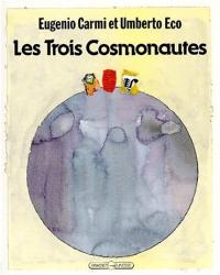 Les trois cosmonautes