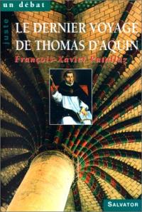 Ledernier voyage de Thomas d'Aquin