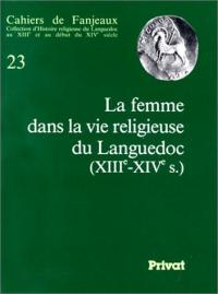 La femme dans la vie religieuse du Languedoc