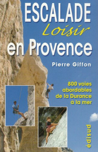 Escalade loisir en Provence