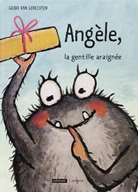 Angele, la gentille araignee