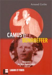 Camus et Bonhoeffer