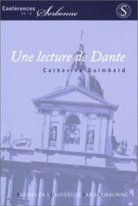 Une lecture de Dante
