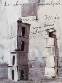 Anselm Kiefer: i sette palazzi celesti