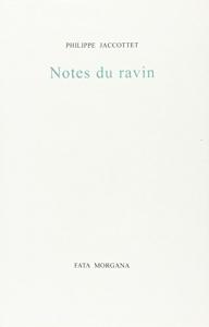 Notes du ravin