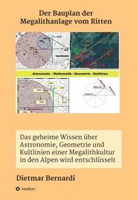 ˜Derœ Bauplan der Megalithanlage vom Ritten