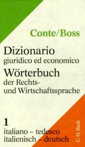 Worterbuch der Rechts- und Wirtschaftssprache