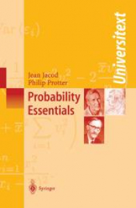 Probability essentials