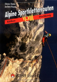 Alpine sportkletterrouten